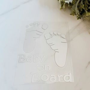 Other - 3/$30 Baby on board car sticker